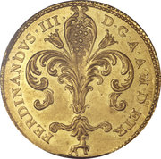 1 Ruspone - Pietro Leopoldo – obverse