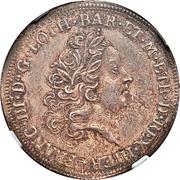 1 Paolo - Francesco III – obverse