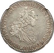 1 Francescone - Francesco III (1st series) – obverse