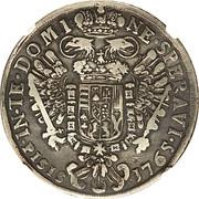 1 Francescone - Francesco III – reverse
