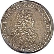Piastra - Cosimo III – obverse