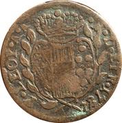 1 Soldo - Leopold I of Lorena – obverse