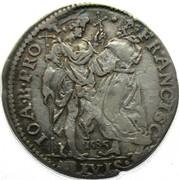 1 Giulio - Francesco de' Medici – reverse