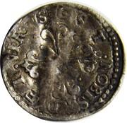 ¼ Giulio - Ferdinando I (1st series) – reverse