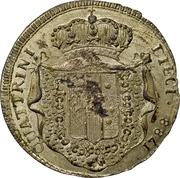10 Quattrini - Pietro Leopoldo – reverse