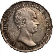 ½ Francescone - Ferdinando III – obverse