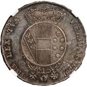½ Francescone - Ferdinando III – reverse