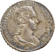 ½ Paolo - Ferdinando III – obverse