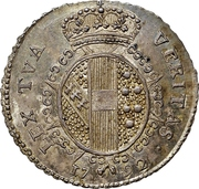 ½ Paolo - Ferdinando III – reverse