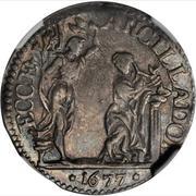 1 Giulio - Cosimio III – reverse
