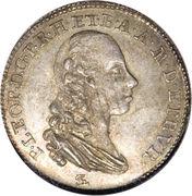 1 Paolo - Pietro Leopoldo – obverse