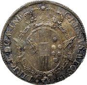 1 Paolo - Pietro Leopoldo (2nd series) – reverse