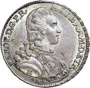 2 Paoli - Pietro Leopoldo -  obverse
