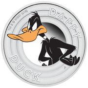 50 Cents - Elizabeth II (Daffy Duck) – reverse
