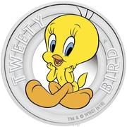 50 Cents - Elizabeth II (Tweety Bird) – reverse