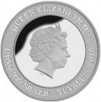10 Cents - Elizabeth II (Ned Kelly) – obverse
