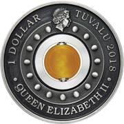 1 Dollar - Elizabeth II (Good Luck) -  obverse
