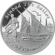 1 Dollar - Elizabeth II (The Chimera) -  obverse