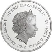 1 Dollar - Elizabeth II (Marilyn Monroe) -  obverse
