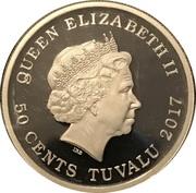 50 Cents - Elizabeth II (Harp Seal) – obverse