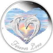 50 Cents - Elizabeth II (Forever Love) – reverse