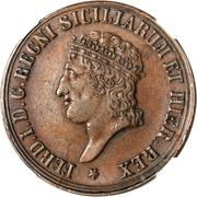 8 Tornesi - Ferdinando I – obverse