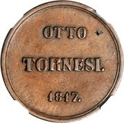 8 Tornesi - Ferdinando I – reverse