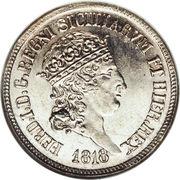 10 Grana - Ferdinando I – obverse