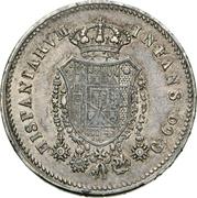60 Grana - Ferdinando I – reverse