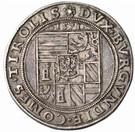 10 Kreuzer - Ferdinand II of Tyrol (Mühlau-Hall) – reverse