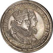 2 Thaler - Leopold V and Claudia Regency – obverse