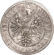 2 Thaler - Ferdinand Karl – reverse