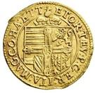 1 Ducat - Maximilian III (Hall) – reverse