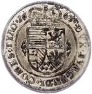 10 Kreuzer - Sigismund Franz (Hall) – reverse