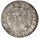 Pfunder/12 Kreuzer - Sigismund (Hall) – reverse