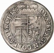 10 Kreuzer - Leopold V -  reverse