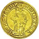 1 Goldgulden - Sigismund (Hall) – obverse