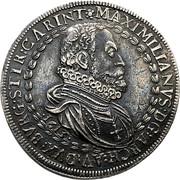 1 Thaler - Maximilian III (Hall) – obverse