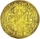 1 Goldgulden - Sigismund (Hall) – reverse