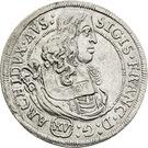 15 Kreuzer - Sigismund Franz (Hall) – obverse