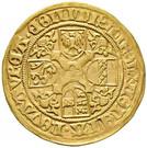1 Goldgulden - Sigismund posthumous (Hall) – reverse