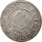 I Kreuzer - Archduke Leopold V – obverse
