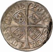 6 Kreuzer Sechser - Sigismund – reverse