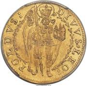 1 Ducat - Leopold V Archduke (Hall) – obverse