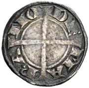 Eagle Groschen /Adlergroschen Meinhard II – reverse