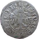 1 Kreuzer - Sigismund the Rich – reverse