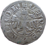 1 Kreuzer - Sigismund the Rich – reverse