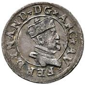 1 Kreuzer - Archduke Ferdinand II – obverse