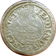 2 Kreuzer - Ferdinand II Erzherzog von Tyrol – obverse