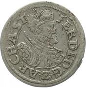 2 Kreuzer - Ferdinand II of Tyrol Posthumous – obverse
